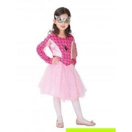 Костюм карнавальный для девочек (Человек-паук) GCH-1118B