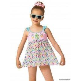 Купить Пляжный костюм для девочек (плавки+платье) Charmante GPQ091504 FELICITA