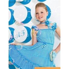 Купить Пляжное платье Charmante GQ 031506A AF BEVERLY для девочек + сумочка