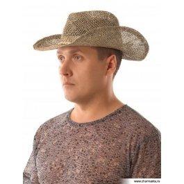 Шляпа мужская в ковбойском стиле Charmante HMKS602