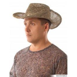 Шляпа мужская  в ковбойском стиле Charmante HMKS603