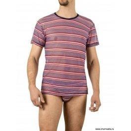 Купить футболка мужская 1614 sailors CHARMANTE MF161410 Nero