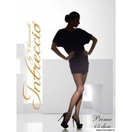 Купить Колготки женские классические с шортиками INTRECCIO  15 DEN PRIMA 15