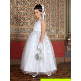 Купить платье праздничное для девочек + жилетка платья perlitta CHARMANTE PSAK011201