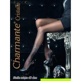 Купить Колготки женские со стразами Charmante STELLE ARIETE