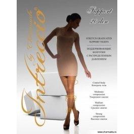 Купить колготки женские классические intreccio  20 den CHARMANTE SUPPORT 20