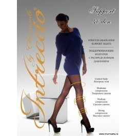 Купить Колготки женские классические INTRECCIO 40 DEN SUPPORT