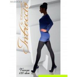 Купить Колготки женские классические INTRECCIO 120 DEN VISCOSA 120