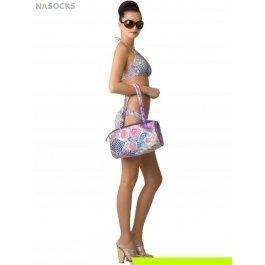 Купить сумка пляжная 1415 patchwork CHARMANTE WAB2002 Sateen