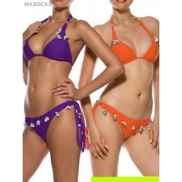 Купить купальник женский 2011 sea cockleshell-р CHARMANTE WM201102 Gnocchi