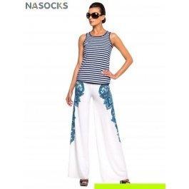 Комплект пляжный брюки+топ Charmante WX 041608 LG BLANCHE