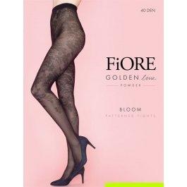 Колготки женские фантазийные Fiore BLOOM