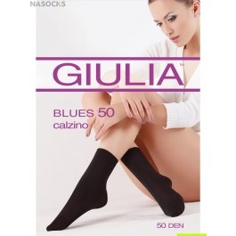 Носки Giulia BLUES 50 MICROFIBRA