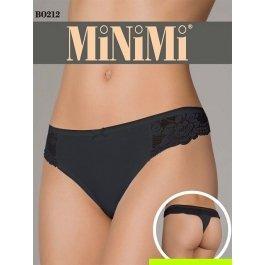 Трусы-стринги Minimi BO212 женские