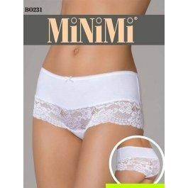 Трусы-шорты женские Minimi BO231