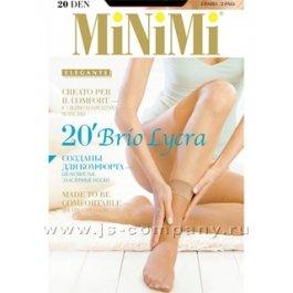 Носки женские Minimi BRIO 20 LYCRA (2 П.)