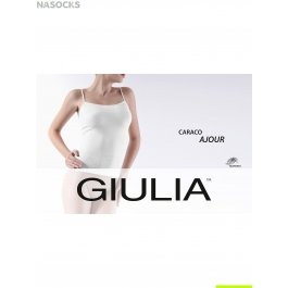 Майка женская бесшовная Giulia CARACO AJOUR