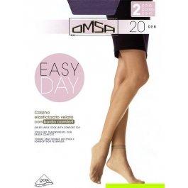 Носки Omsa EASY DAY 20 (2 П.)