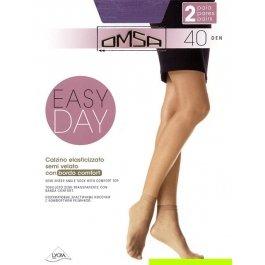 Носки Omsa EASY DAY 40(2 П.)