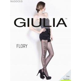 Колготки фантазийные Giulia FLORY 04