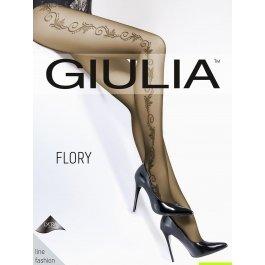 Колготки фантазийные Giulia FLORY 09