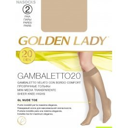 Гольфы Golden Lady GAMBALETTO 20 (2 П.)