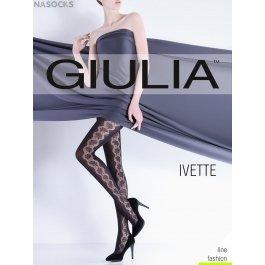 Колготки фантазийные Giulia IVETTE 10