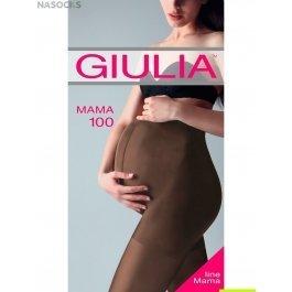 Колготки классические Giulia MAMA 100