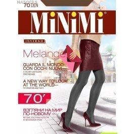 Колготки классические женские Minimi MELANGE 70