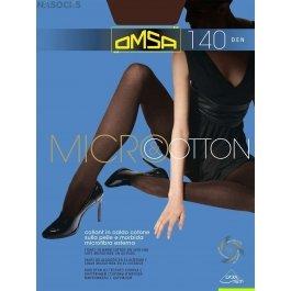 Колготки классические Omsa MICRO & COTTON XL
