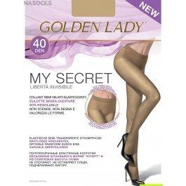 Колготки классические Golden Lady MY SECRET 40