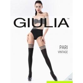 Ботфорты хлопковые Giulia PARI UP COTTON 01
