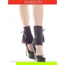 Гетры женские вязаные Marilyn PEPPY A71 SHORT