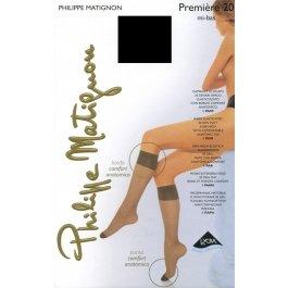 Носки Philippe Matignon PREMIERE 20 ГОЛЬФЫ