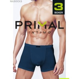 Трусы-боксеры Primal PRIMAL B1201 (3 ШТ.) мужские