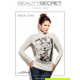 Водолазка Beauty Secret ROCK STAR DOLCEVITA MANICA LUNGA
