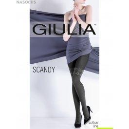 Колготки фантазийные Giulia SCANDY 01