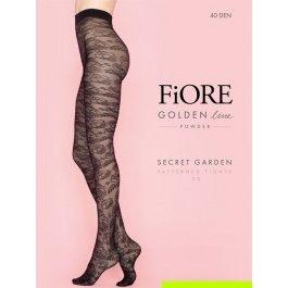 Колготки женские фантазийные Fiore SECRET GARDEN