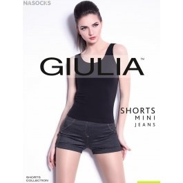 Шорты Giulia SHORTS MINI JEANS 01