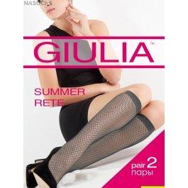 Гольфы в сеточку Giulia SUMMER RETE (2 П.)