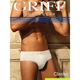 Трусы слип Griff Basic Uomo U01223 Slip Cotton