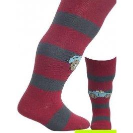 Носки Happy Socks BD01-069 из хлопка, удлиненные, ярких цветов