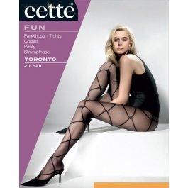 Купить Колготки женские фантазийные Cette 884