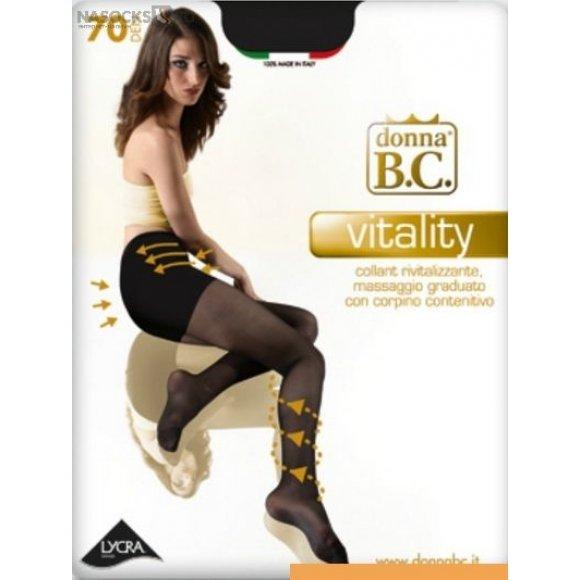Купить Колготки женские Donna BC Vitality 70