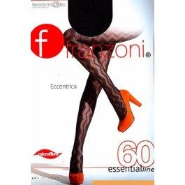 Купить Колготки женские с рисунком Franzoni Eccentrica