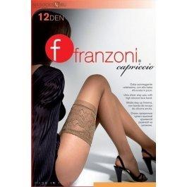 Купить чулки Franzoni Capriccio 12 Autoreggente