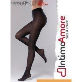 Купить Колготки женские IntimoAmore C&C Velour 40 3D