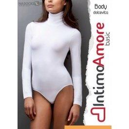 Боди IntimoAmore seamless Body dolcevita basic