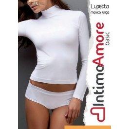 Купить водолазка жен. IntimoAmore seamless Lupeto manica lunga basic