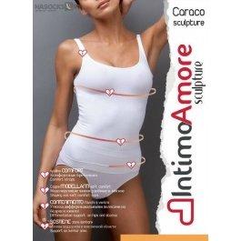 Купить Майка женская утягивающая IntimoAmore seamless Caraco sculpture